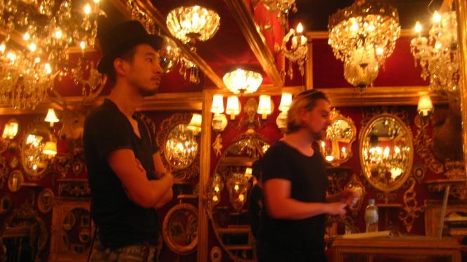 Dan & Joe of Tokyo Dandy
