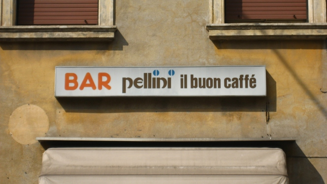 This one was in Verona. Commonplace for Italians, I'm sure.