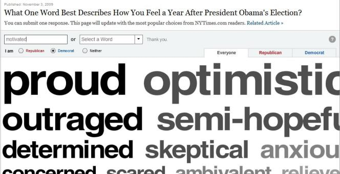 NYTimes Obama Word Visual